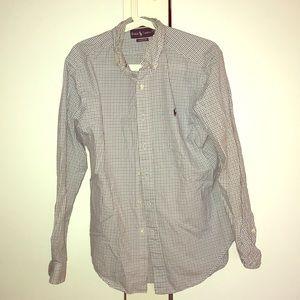 Long Sleeve button up Ralph Lauren